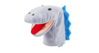 Speech Therapy Materials - Dino Hand Puppet