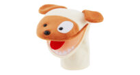 Speech Therapy Materials - Doggy Hand Puppet