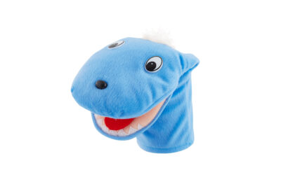 Speech Therapy Materials - Hand Puppet Moowi