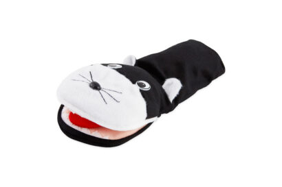 Speech Therapy Materials - Kitty Hand Puppet