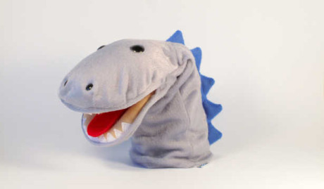 Speech-Therapy-Materials-Puppet-Dino