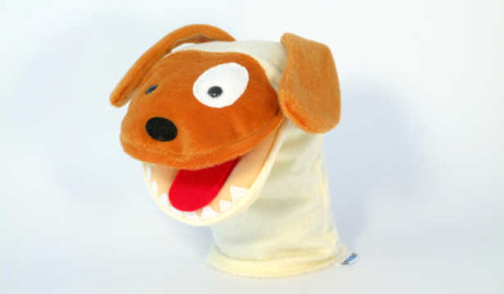 Speech-Therapy-Materials-Puppet-Doggy