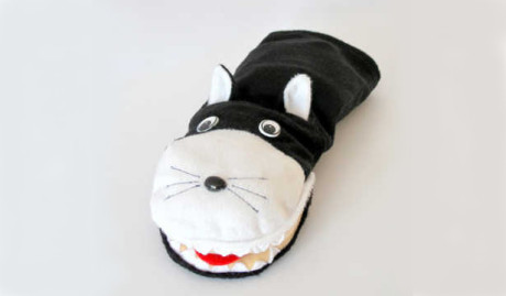 Speech-Therapy-Materials-Puppet-Kitty