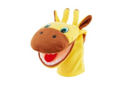 Mouth Puppet Giraffe - Speech Therapy Tool